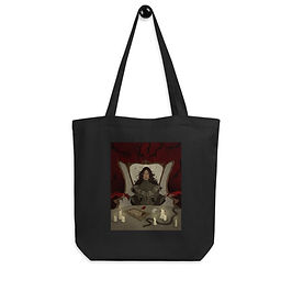 "Tote bag ""Summoning"" by ""AbigailLarson"""
