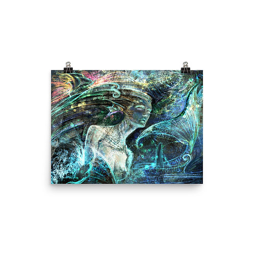 "Poster ""Sea Spiritual"" by Solar-sea"