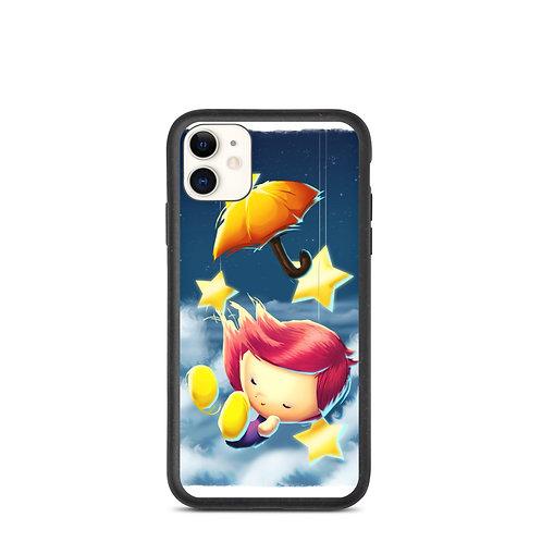 "iPhone case ""A Million Parachutes V2"" by Thiefoworld"