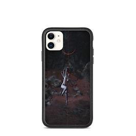 """iPhone case """"Lilith 34:14"""" by Dark-indigo"""