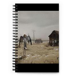 """Notebook """"Angels"""" by Dark-indigo"""