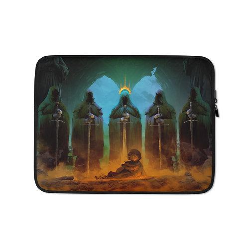"""Laptop sleeve """"Amon Sul"""" by Anatofinnstark"""