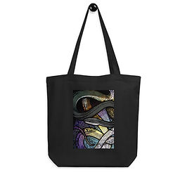 "Tote bag ""Dragon Snake"" by ""Culpeo-Fox"""