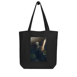 """Tote bag """"Lady of the Lake"""" by """"JeffLeeJohnson"""""""