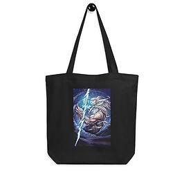 """Tote bag """"Zeus"""" by """"el-grimlock"""""""