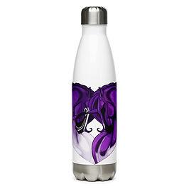 "Water Bottle ""Aconitum CreamPie"" by Astralseed"
