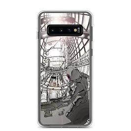 """Samsung Case """"Hustle and Bustle"""" by Ccayco"""