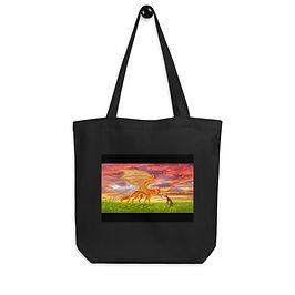"""Tote bag """"Bloom"""" by Lizkay"""