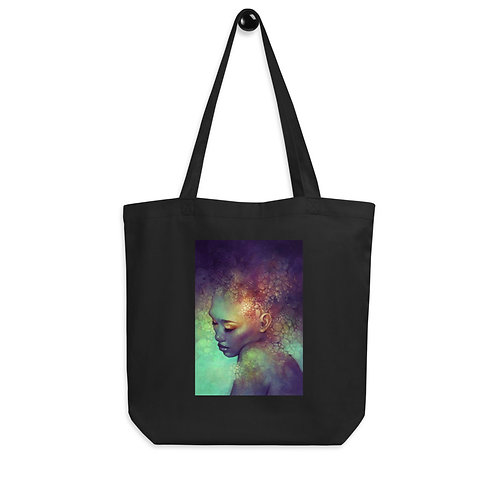 """Tote bag """"Camouflage"""" by """"Escume"""""""