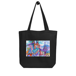 """Tote bag """"Caramelle Architecture"""" by Solar-sea"""