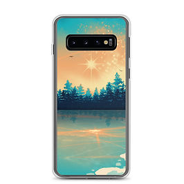 "Samsung Case ""Winter Reflection "" by Saddielynn"