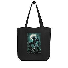 """Tote bag """"Werewolf"""" by """"el-grimlock"""""""