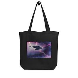 "Tote bag ""Zephyr"" by Astralseed"
