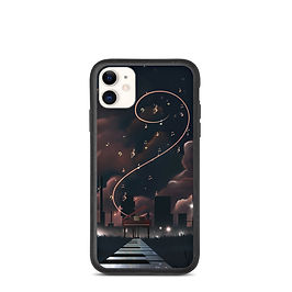 """iPhone case """"Scales to Fame"""" by Saddielynn"""