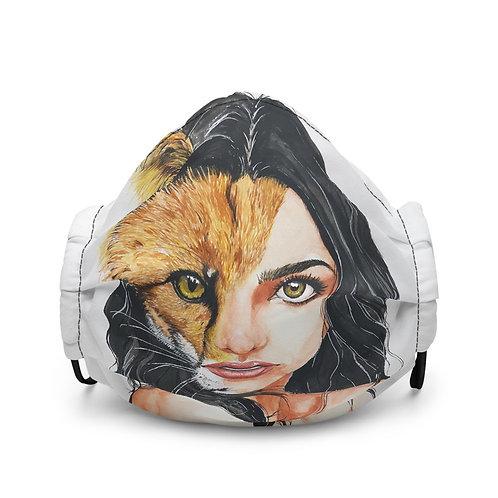"""Mask """"A Beautiful Beast"""" by Bikangarts"""