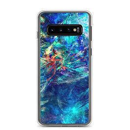 "Samsung Case ""My Indigo"" by Solar-sea"