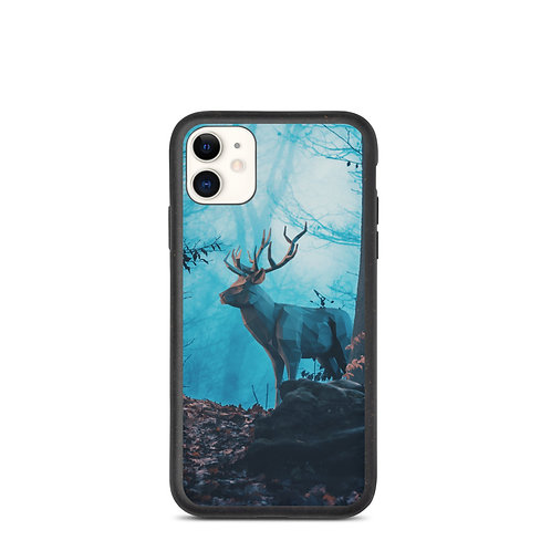 """iPhone case """"Blue Forest"""" by Hotamr"""