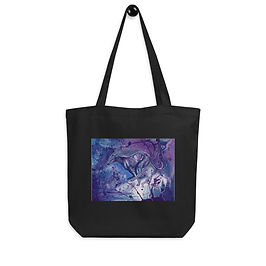 """Tote bag """"Zoom Zoom"""" by Astralseed"""