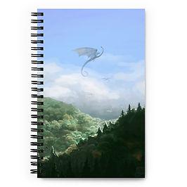 """Notebook """"Sunny Day"""" by Hymnodi"""