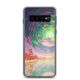 "Samsung Case ""Rewrite the Sky"" by Ashnoalice"