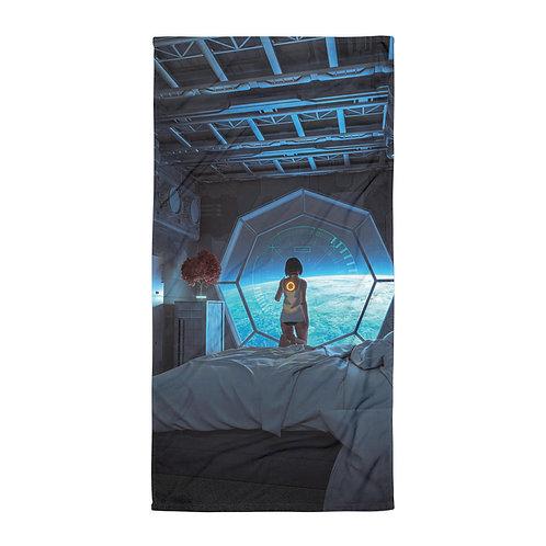 "Beach Towel ""Nostalgia"" by ""thebakaarts"""