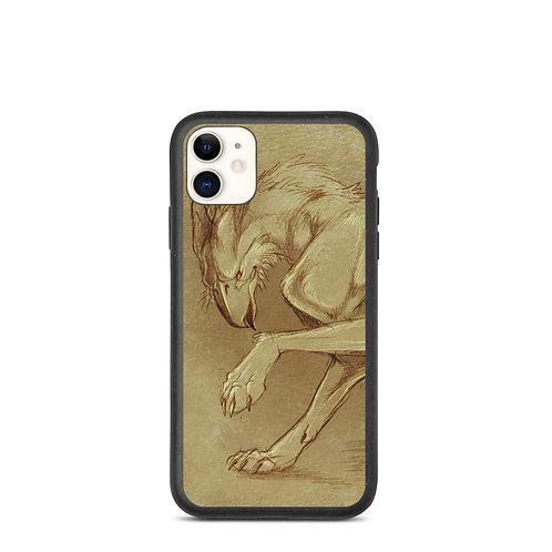 "iPhone case ""Beastiarium Urbanum"" by Lizkay"