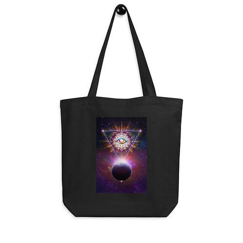 "Tote bag ""Cosmic Eye"" by ""Lilyas"""