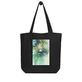 "Tote bag ""Comb"" by ""Escume"""