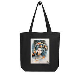 "Tote bag ""I Drew Kelogs"" by Bikangarts"