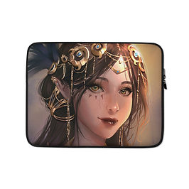 """Laptop sleeve """"Original DND Character"""" by Pigliicorn"""