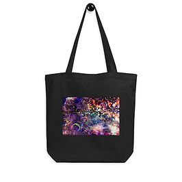 "Tote bag ""Dreaming Galaxies"" by Solar-sea"