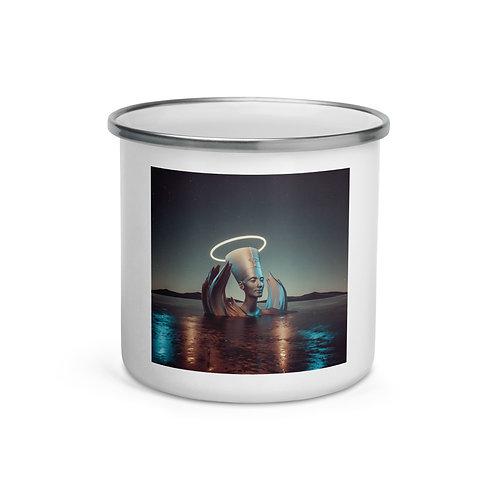 "Enamel Mug ""Infinity"" by Hotamr"