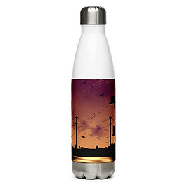 """Water Bottle """"On My Own Now"""" by Saddielynn"""