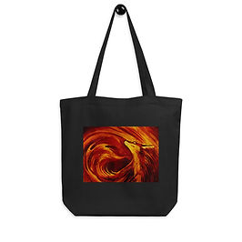 """Tote bag """"Fires Embrace"""" by """"Culpeo-Fox"""""""