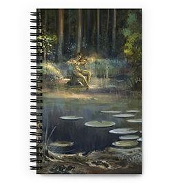 """Notebook """"Naecken"""" by Hymnodi"""