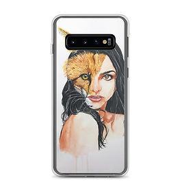 "Samsung Case ""A Beautiful Beast"" by Bikangarts"