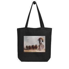"""Tote bag """"Android Dreams"""" by Hymnodi"""