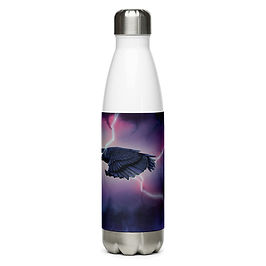 """Water Bottle """"Zephyr"""" by Astralseed"""