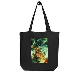 """Tote bag """"Of Lions and Butterflies"""" by Solar-sea"""