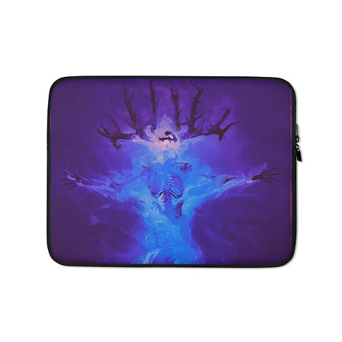 "Laptop sleeve ""Imago"" by Anatofinnstark"