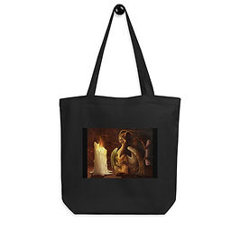 """Tote bag """"Message for You"""" by Lizkay"""