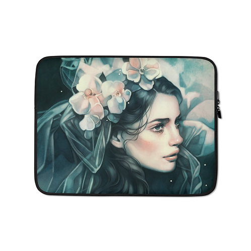 """Laptop sleeve """"Guise"""" by Escume"""
