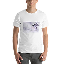 """T-Shirt """"Arctic Ghost"""" by Astralseed"""