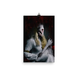 """Poster """"Demeter"""" by Dark-indigo"""