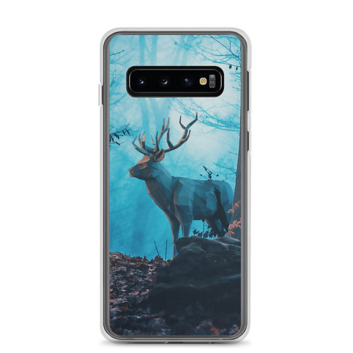 "Samsung Case ""Blue Forest"" by Hotamr"