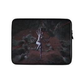 "Laptop sleeve ""Lilith 34:14"" by Dark-indigo"