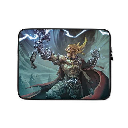 """Laptop sleeve """"Thor"""" by El-grimlock"""