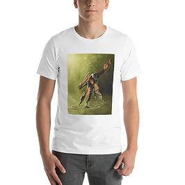 """T-Shirt """"Dragon"""" by Hymnodi"""