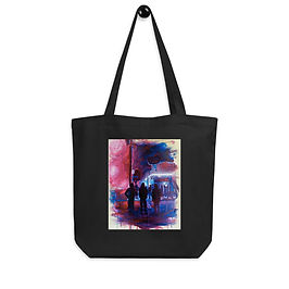 """Tote bag """"The Pike"""" by """"MikeOncley"""""""