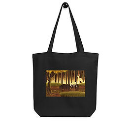 """Tote bag """"Majestic"""" by Lizkay"""